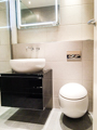 Modern Bathroom with wet room Alessi E1 London Shoreditch and Islington N1