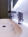 Designer bathroom London Shoreditch / Old street with Keuco and Dornbracht products