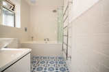 Bathroom renovation in Islington London N1 and N7, local bathroom installation company in Central London (1 of 3)
